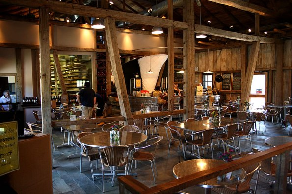 The Loft Restaurant at Traders Point Creamery