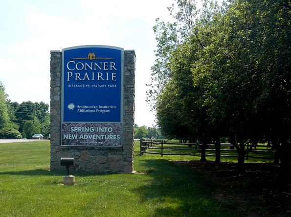Conner Prairie Interactive History Park