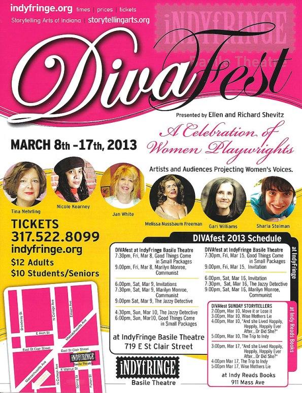 DivaFest at the IndyFringe Theatre