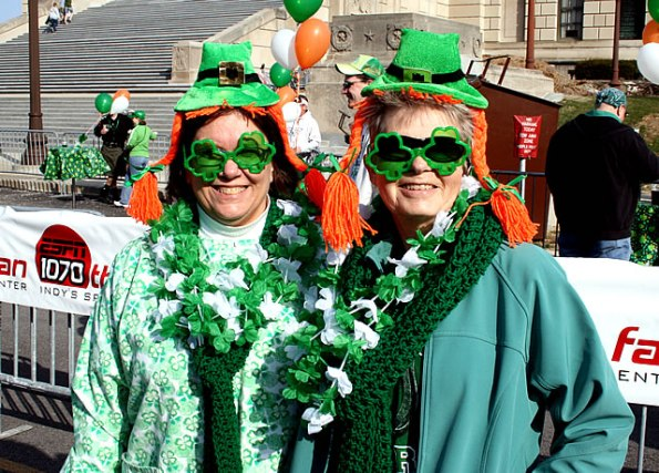 Happy St. Patrick's Day from AroundIndy.com!