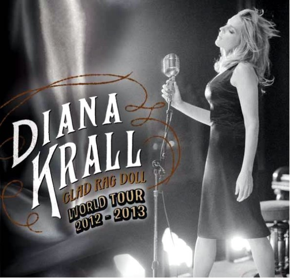 Diana Krall World Tour