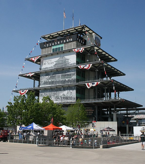 Indianapolis Motor Speedway Pagoda