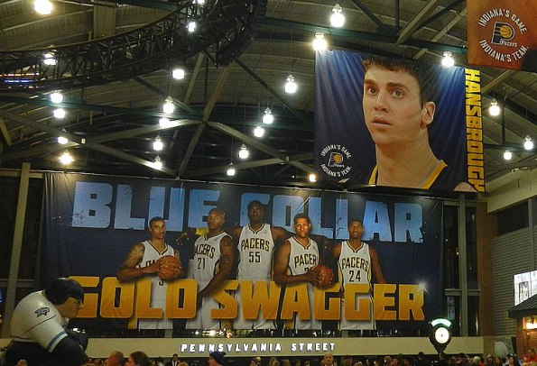 Blue Collar Gold Swagger
