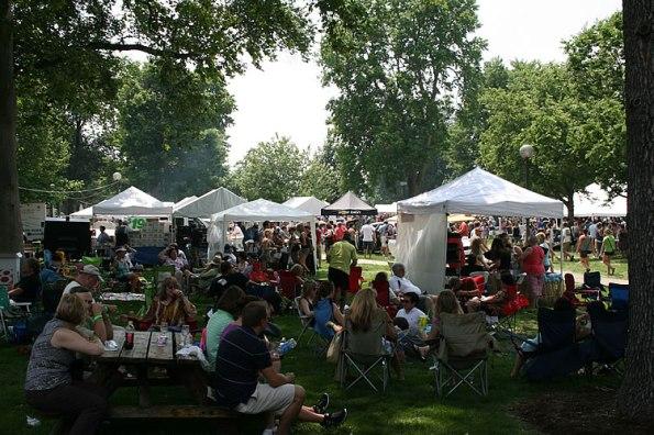 Vintage Indiana Wine and Food Festival