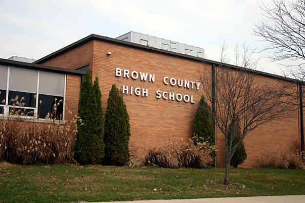Brown County High School