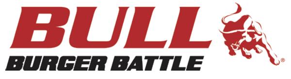 Family Leisure Logo Bull Burger Battle Logo