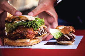Is yours the best burger? We'll see!