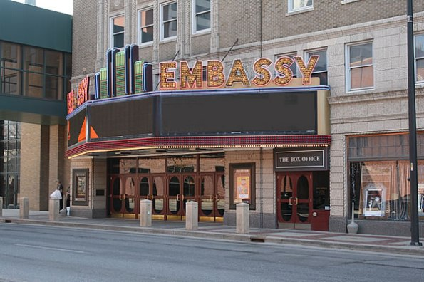 Embassy Theatre, Fort Wayne