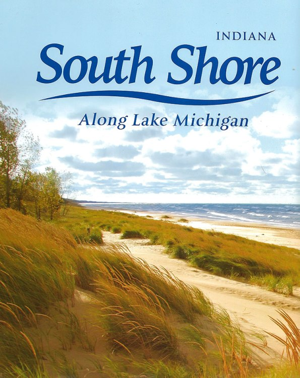 South Shore Along Lake Michigan.