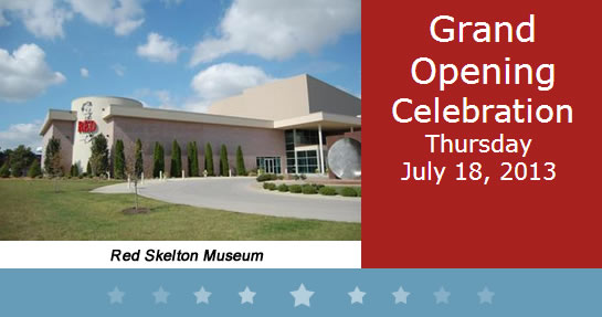 Red Skelton Museum in Vincennes, Indiana.