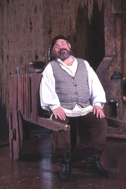 Fiddler on the Roof at Beef and Boards, Oct/Nov 2014.