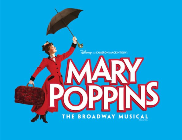 Mary Poppins at Beef and Boards, May/June 2014.