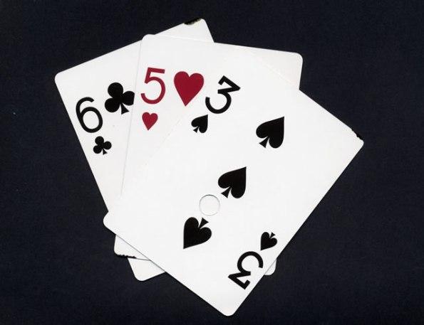 Vevay Lucky Cards