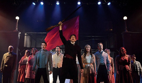 'Les Miserables' at Beef and Boards.