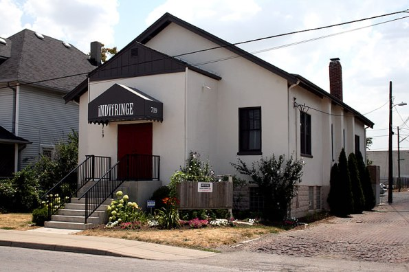 IndyFringe Theatre Building