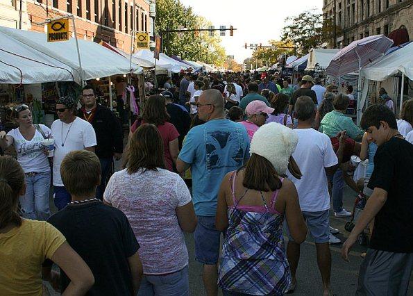Riley Festival in Greenfield