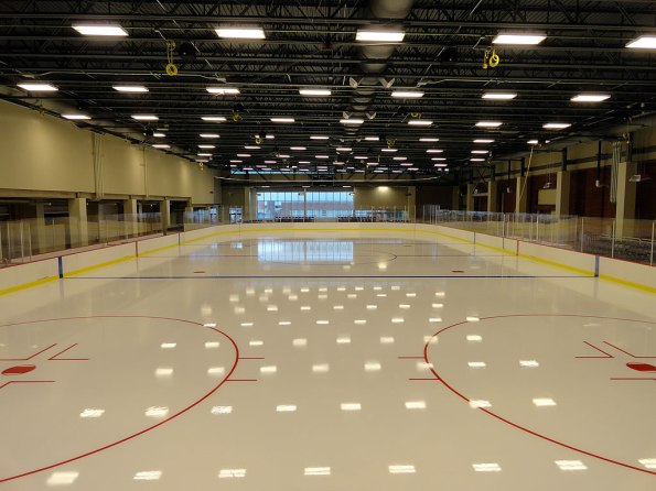 Youth Arena Ice Rink at the State Fairgrounds