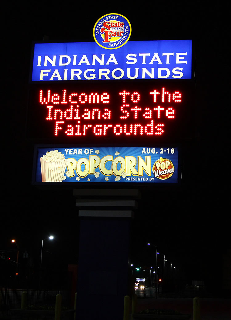 indiana state fairgrounds - Halloween Indiana