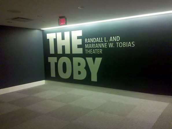 The Toby Theatre at the Indianapolis Museum of Art