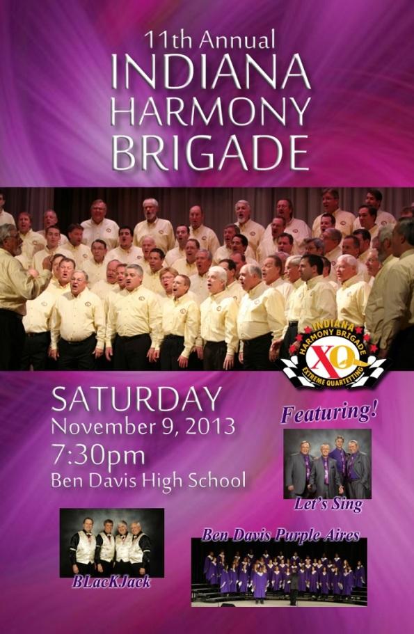 Indiana Harmony Brigade