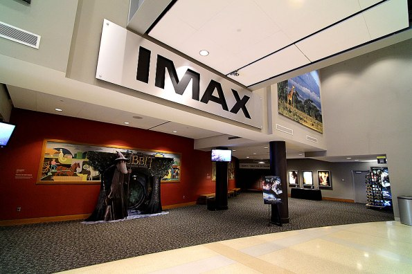 IMAX Theatre at the Indiana State Museum