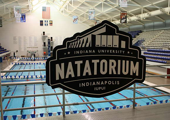 IU Natatorium at IUPUI