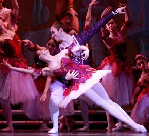 'The Nutcracker' by Butler Ballet at Clowes Hall