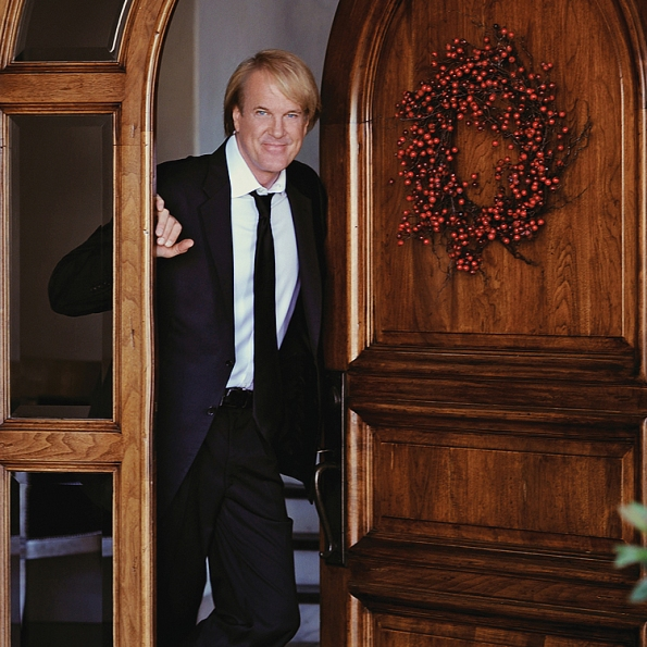 John Tesh at the Honeywell Center, Dec. 17.