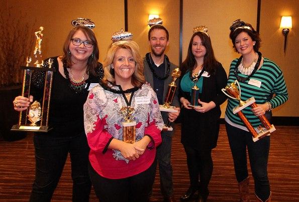 2013 Smackdown Award Winners