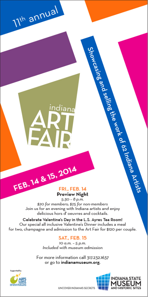 Indiana Art Fair at the State Museum