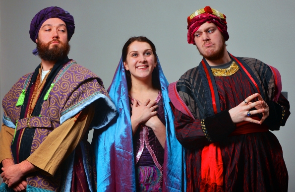 Kismet at the UIndy Opera Theatre