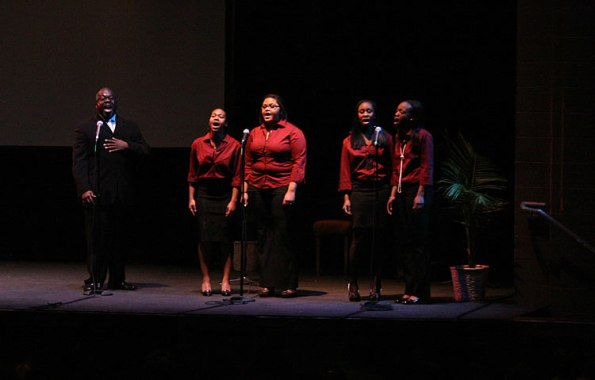 Voices of Worship at UIndy