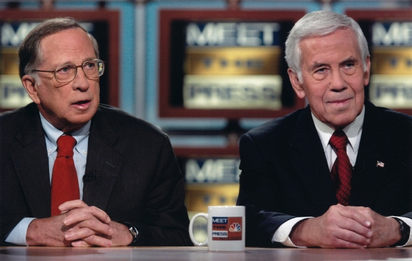 Sam Nunn and Richard Lugar