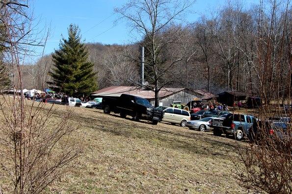 LM Sugarbush Family Farm in Washington County, Indiana.
