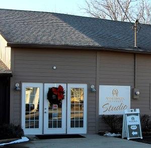 Annie Oakley Perfumery in Ligonier, Indiana.