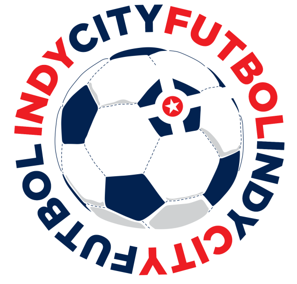 Indy City Futbol Logo