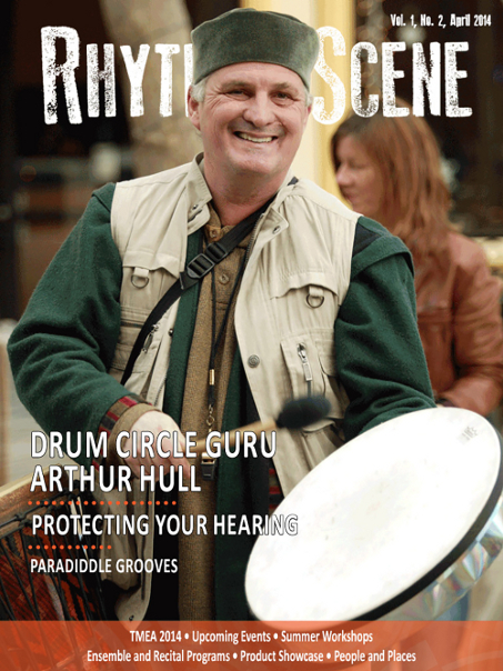 Rhythm Scene Publication