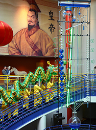 China's Terra Cotta Warriors at the Children's Museum