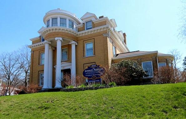 Gennett Mansion in Richmond