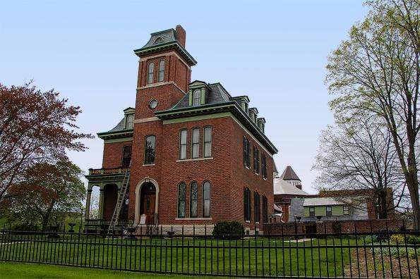Morris-Butler House Museum