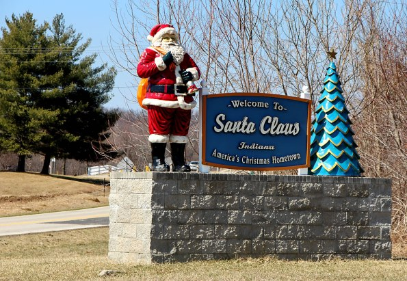 Santa Claus, Indiana
