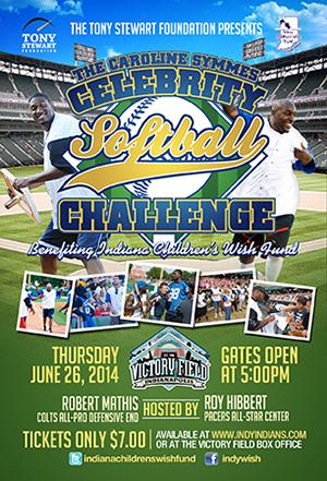 Celebrity Softball Challenge