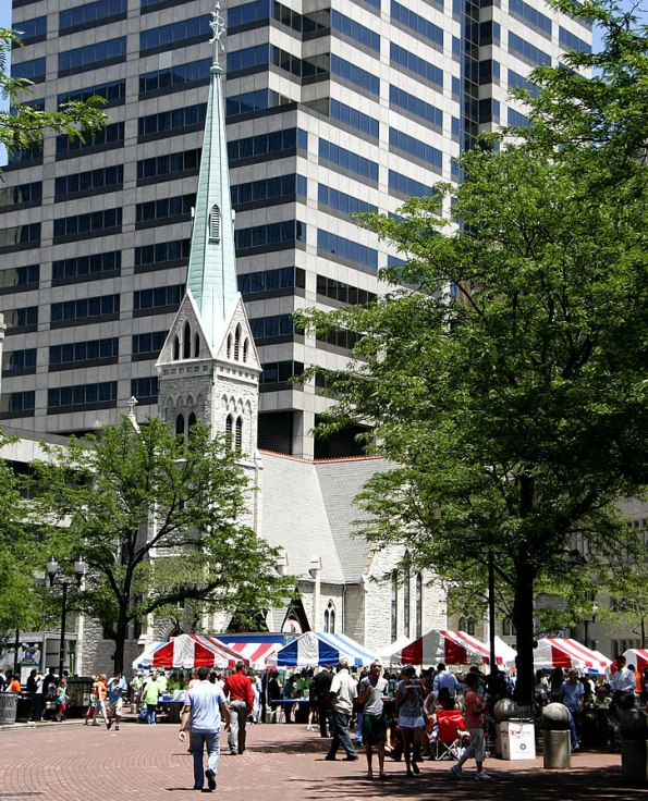 Christ Church Cathedral Strawberry Festival