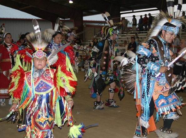 National Powwow in Danville, Indiana, July 3-6.