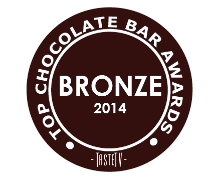 Bronze Medal Chocolate Award