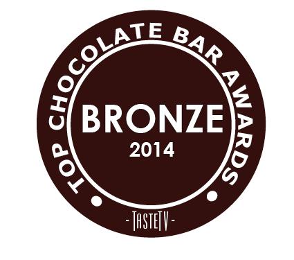 Bronze Medal Chocolate Award