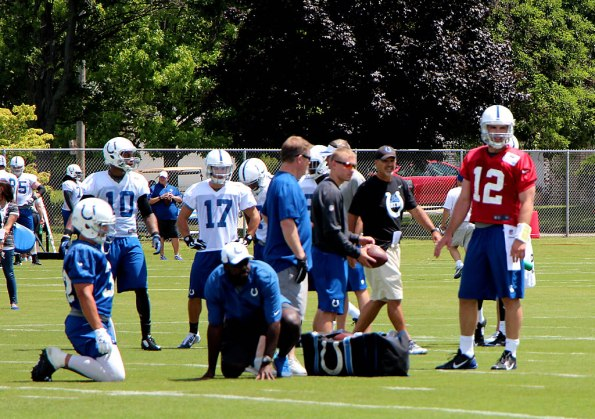 Colts Training Camp