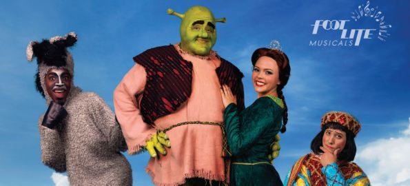 Shrek the Musical at Footlite Musicals