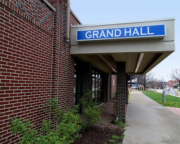 Grand Hall at the State Fairgrounds