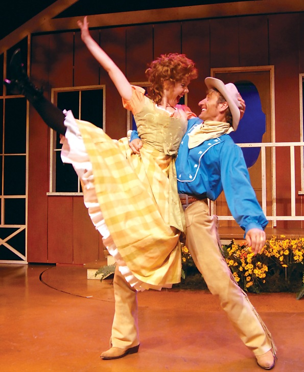 'Oklahoma' at Beef & Boards Dinner Theatre